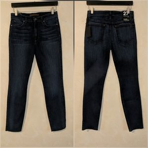 Joe's High Rise Skinny Ankle Jeans in Nanette